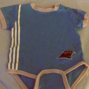 Adidas onesie. Go Panthers!!